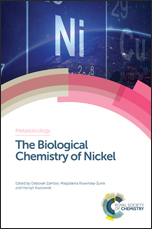 The Biological Chemistry of Nickel