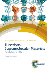 Functional Supramolecular Materials: From Surfaces to MOFs