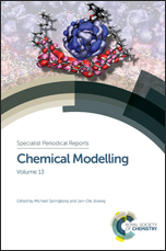 Chemical Modelling: Volume 13