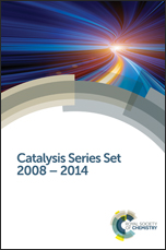 Catalysis Series Set: 2008-2014