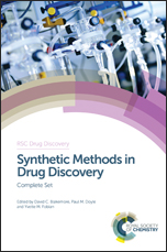 Synthetic Methods in Drug Discovery: Complete Set