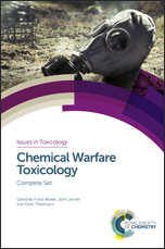 Chemical Warfare Toxicology: Complete Set