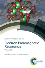 Electron Paramagnetic Resonance: Volume 25
