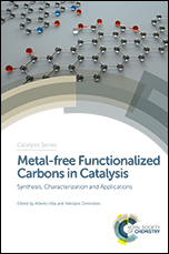 Metal-free Functionalized Carbons in Catalysis: Synthesis, Characterization and Applications