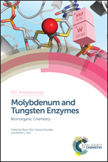 Molybdenum and Tungsten Enzymes: Bioinorganic Chemistry