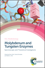 Molybdenum and Tungsten Enzymes: Spectroscopic and Theoretical Investigations
