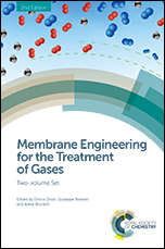 Membrane Engineering for the Treatment of Gases: Two-volume Set: Edition 2