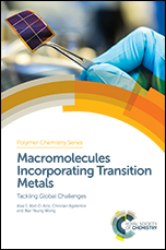 Macromolecules Incorporating Transition Metals: Tackling Global Challenges