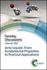 Ionic Liquids: From Fundamental Properties to Practical Applications
