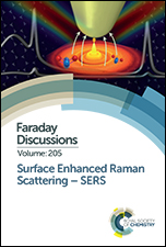 Surface Enhanced Raman Scattering - SERS: Faraday Discussion 205
