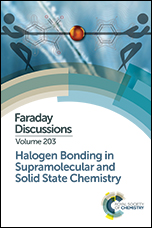 Halogen Bonding in Supramolecular and Solid State Chemistry: Faraday Discussion 203