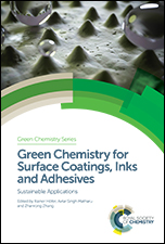 Green Chemistry for Surface Coatings, Inks and Adhesives: Sustainable Applications