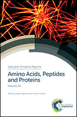 Amino Acids, Peptides and Proteins: Volume 42