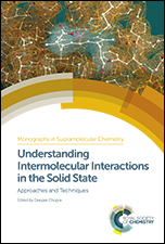 Understanding Intermolecular Interactions in the Solid State: Approaches and Techniques
