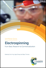 Electrospinning: From Basic Research to Commercialization