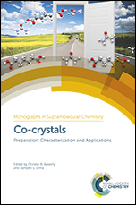 Co-crystals: Preparation, Characterization and Applications