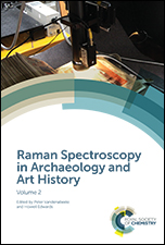Raman Spectroscopy in Archaeology and Art History: Volume 2
