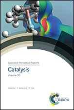 Catalysis: Volume 30