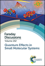 Quantum Effects in Small Molecular Systems: Faraday Discussion 212
