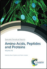 Amino Acids, Peptides and Proteins: Volume 43