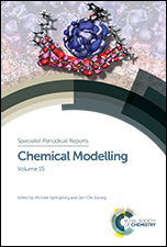 Chemical Modelling: Volume 15