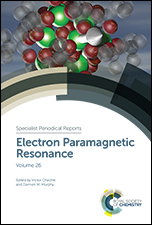 Electron Paramagnetic Resonance: Volume 26