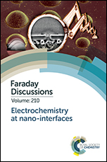 Electrochemistry at Nano-interfaces: Faraday Discussion 210