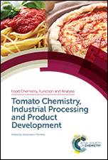 Tomato Chemistry, Industrial Processing and Product Development