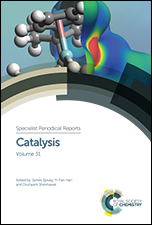 Catalysis: Volume 31