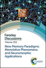 New Memory Paradigms: Memristive Phenomena and Neuromorphic Applications: Faraday Discussion 213
