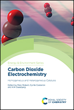 Carbon Dioxide Electrochemistry: Homogeneous and Heterogeneous Catalysis