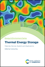 Thermal Energy Storage: Materials, Devices, Systems and Applications