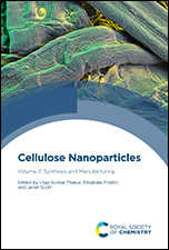 Cellulose Nanoparticles: Synthesis and Manufacturing