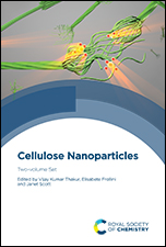 Cellulose Nanoparticles: Two-volume Set