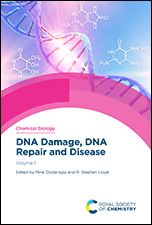 DNA Damage, DNA Repair and Disease: Volume 1
