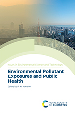 Environmental Pollutant Exposures and Public Health