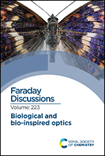 Biological and Bio-inspired Optics: Faraday Discussion 223