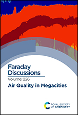 Air Quality in Megacities: Faraday Discussion 226