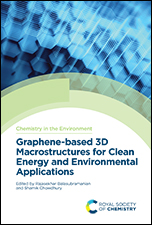 Graphene-based 3D Macrostructures for Clean Energy and Environmental Applications