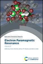 Electron Paramagnetic Resonance: Volume 27