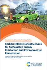 Carbon Nitride Nanostructures for Sustainable Energy Production and Environmental Remediation