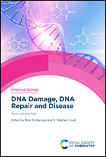 DNA Damage, DNA Repair and Disease: Two-volume Set