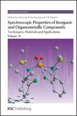 Spectroscopic Properties of Inorganic and Organometallic Compounds: Techniques, Materials and Applications, Volume 41