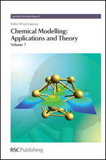 Chemical Modelling: Applications and Theory Volume 7