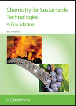 Chemistry for Sustainable Technologies: A Foundation
