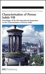 Characterisation of Porous Solids VIII: Proceedings of the 8th International Symposium on the Characterisation of Porous Solids