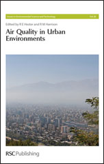 Air Quality in Urban Environments