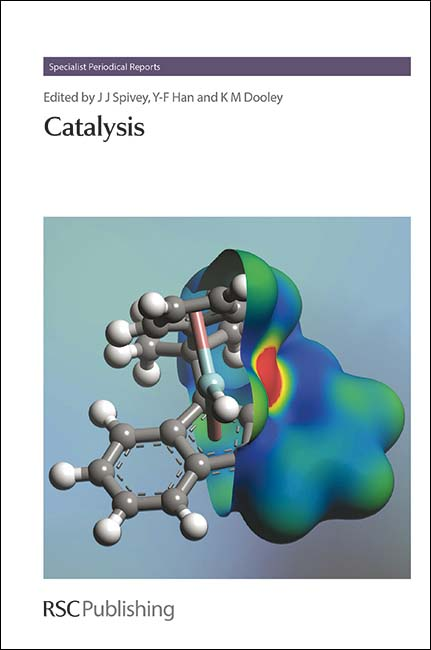 Catalysis: Volume 22