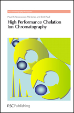 High Performance Chelation Ion Chromatography