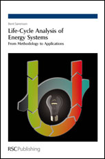 Life-Cycle Analysis of Energy Systems: From Methodology to Applications